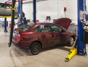 Karosseriverksted - Alt innen biloppretting